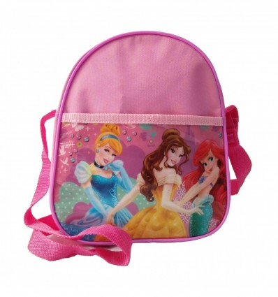 Borsetta Disney Principesse Cenerentola Sirenetta Belle Gita Viaggi Ideale Per Bambine