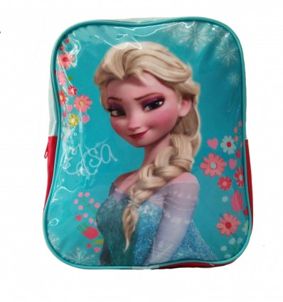 Zaino Frozen Scuola Asilo Gita Viaggi in Resistente Per Bambine