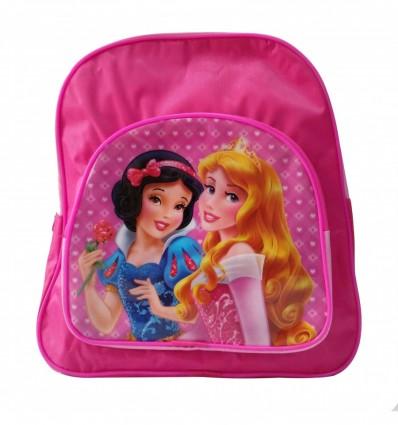 Zaino Disney Principesse Biancaneve Aurora Bella addormentata Scuola Gita Viaggi Resistente per Bambine/Ragazze