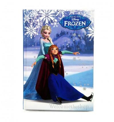 Diario Frozen Disney Per Scuola Adattabile