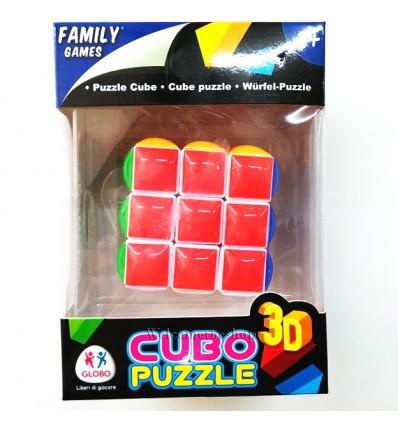 Cubo Rubik Globo