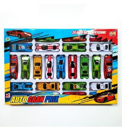 Auto Gran Prix 25 Macchinine
