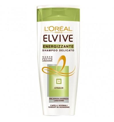 L'Oreal Paris Elvive Shampoo Energizzante Citrus ML 250