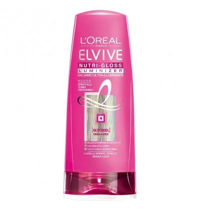 L'Oréal Paris Elvive Crystal Gloss Balsamo Beauty per Capelli Lunghi, Spenti New ML 200
