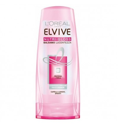 L'Oréal Paris Elvive Nutri-Gloss Balsamo Lucentezza ML 200