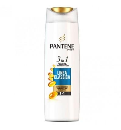 Pantene Pro-V 3in1 Shampoo + Balsamo + Trattamento Linea Classica ML 225