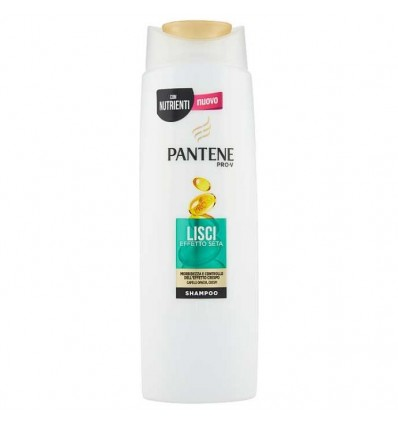 Pantene Pro-V Shampoo Lisci Effetto Seta ML 250
