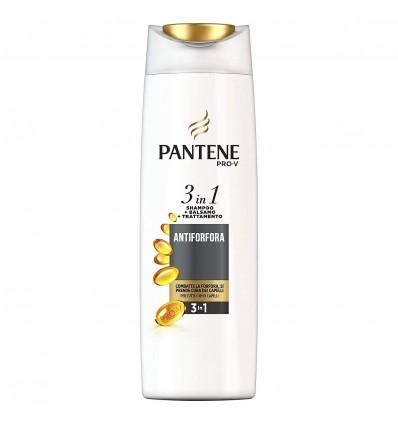 Pantene Pro-V 3in1 Shampoo + Balsamo + Trattamento Antiforfora ML 225