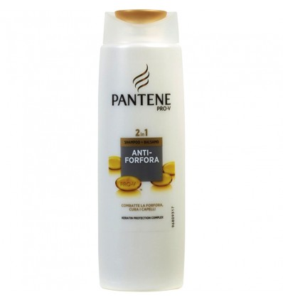 Pantene Pro-V 2in1 Shampoo + Balsamo Antiforfora ML 250