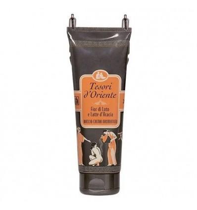 Tesori d'Oriente Doccia Crema Aromatica Fior di Loto e Latte d'Acacia ML 250