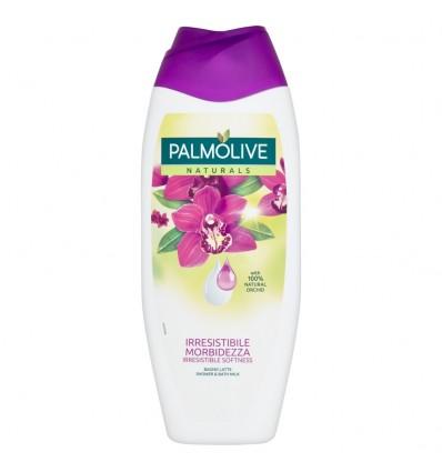 Palmolive Bagno Latte con 100% Natural Orchid ML 500