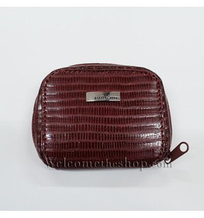 B00028 - Portafogli Donna RobertaFerri ecopelle piccolo morbido moderno