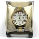 W00013 - Orologio da polso uomo Carsidun analogico con data - Elegante Raffinato