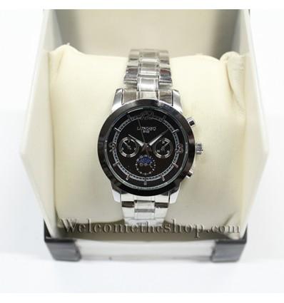 W00020 - Orologio da polso donna Longbo analogico - Quarzo Acciaio Elegante Classico