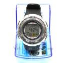 W00041 - Orologio da polso digitale CQ crono allarme - Quarzo Impermeabile